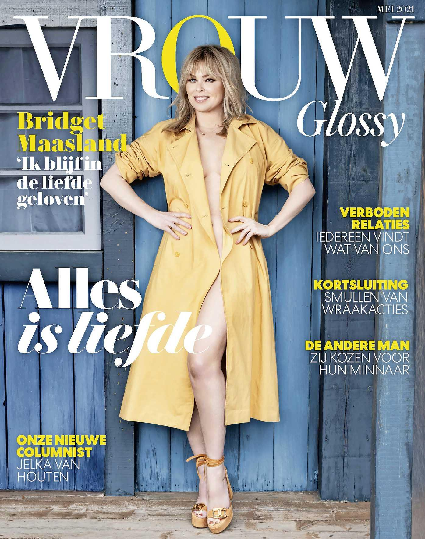 Cover Vrouw Glossy 3  13-04-2021